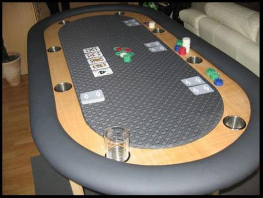 Product picture Texas Holdem Poker Table Plans Build Your Own Guide DIY